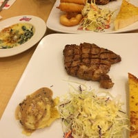 Photo taken at Jeffer Steak by Nicha on 3/8/2015