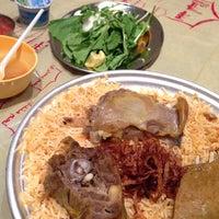 Photo taken at مطعم بيت المندي by Mr.was on 11/7/2013
