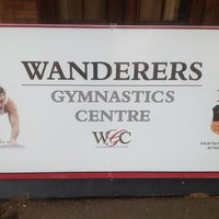 Photo taken at Wanderers Gymnastics Centre by Winston S. on 9/19/2012
