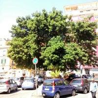 Photo taken at Piazza degli Artisti by Salvatore D. on 7/4/2015