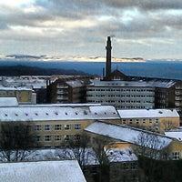 Photo taken at Aarhus Universitet by Thomas H. on 1/21/2013
