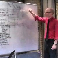 Photo taken at Aarhus Universitet by Thomas H. on 11/29/2012