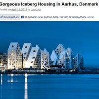 Photo taken at Aarhus Universitet by Thomas H. on 4/12/2013