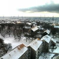 Photo taken at Aarhus Universitet by Thomas H. on 12/14/2012