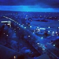 Photo taken at Aarhus Universitet by Thomas H. on 12/21/2012