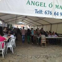 Photo taken at Festa Da Navalla by Fer M. on 7/28/2013