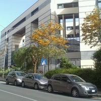 Photo taken at Cittadella Universitaria by Andrea C. on 5/22/2013
