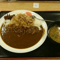 Photo taken at 松屋 枚方店 by Kazu on 12/18/2015
