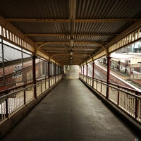 Photo taken at South Yarra Station by stephiedoo on 7/29/2013