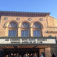 Photo taken at Virginia Theatre by Dawn D. on 4/27/2015