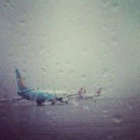Photo taken at Kempegowda International Airport (BLR) by Jyothy K. on 10/31/2012