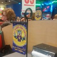 Photo taken at Chuck E. Cheese's by Jennifer M. on 3/9/2014