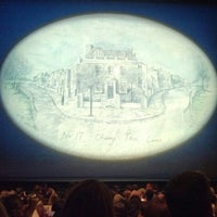 Photo taken at Disney's MARY POPPINS at the New Amsterdam Theatre by Gary K. on 2/10/2013