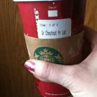 Photo taken at Starbucks by Melody J. on 12/24/2013
