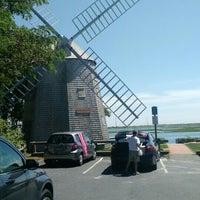 Photo taken at Judah Baker Windmill by Laura D. on 8/13/2015