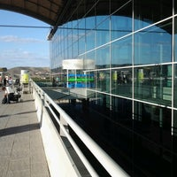 Photo taken at Alicante-Elche Airport (ALC) by Man On The Lam on 3/20/2013