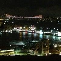 3/27/2013에 Serkan S.님이 Mimar Sinan Teras Cafe에서 찍은 사진