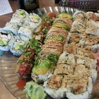 Photo taken at Sushi Ya by Tammy on 9/15/2013
