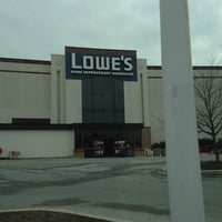 Photo taken at Lowe's Home Improvement by Guy V. on 2/16/2013