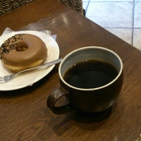 Photo taken at Tully's Coffee by Masahiro K. on 9/23/2012