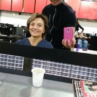 Photo taken at Kaze Hair Studio Mooca by Jacinta P. on 4/30/2015