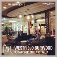 Photo taken at Westfield Burwood by Jingson on 3/3/2013