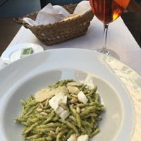 Photo taken at Osteria 44 by Ulyana B. on 8/5/2018