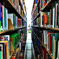 Photo taken at UTA Library by Billie on 9/24/2012