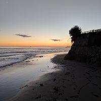 Photo taken at Isla Vista Beach by Lynne O. on 10/23/2017