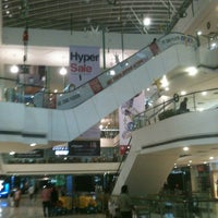 Photo taken at Kumar Pacific Mall by Umar Q. on 1/6/2013