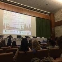 Photo taken at Facultade de Medicina by Pia P. on 11/17/2016