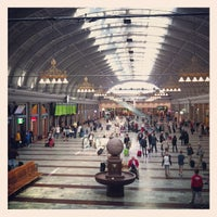 Photo taken at Stockholms Centralstation by CoolBurning on 5/17/2013