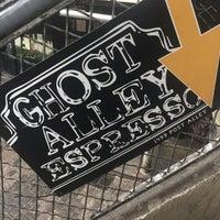 3/26/2018にMatt K.がGhost Alley Espressoで撮った写真