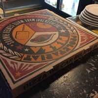 Das Foto wurde bei Proletariat Pizza von Matt K. am 2/15/2018 aufgenommen