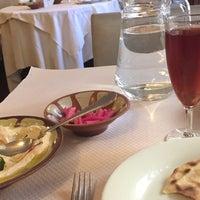 La table libanaise restaurant libanais paris - La table libanaise la fourchette ...