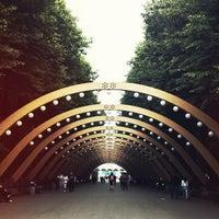 Photo taken at Sokolniki Park by Elizabeth M. on 6/22/2013