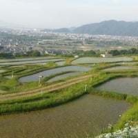 Photo taken at 田毎の月 by どる と. on 6/2/2014