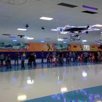 Photo taken at Dreamland Skate Center by Kent V. on 2/9/2013