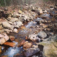 Photo taken at Margarette Falls Trail by Kent V. on 3/18/2014