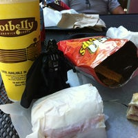 Photo taken at Potbelly Sandwich Shop by Rey G. on 7/20/2013