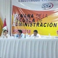 Photo taken at Universidad Científica del Perú by Aleksy F. on 2/17/2016