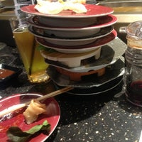 Photo taken at Sushi Roll by Albert A. on 12/1/2012