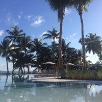 Photo taken at Amara Cay Resort by Jan F. on 1/20/2017