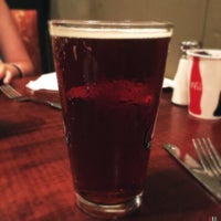 Photo taken at Red Fox Bar and Grille by Mat B. on 7/19/2015