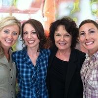Photo taken at Nova Salon by Sarah R. on 10/20/2012
