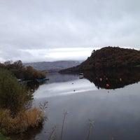Photo taken at Loch Lomond by Viktors P. on 10/23/2012