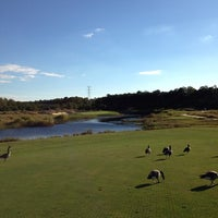 Photo taken at Twisted Dune Golf Club by Matthew F. on 9/27/2013