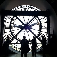 Photo taken at Orsay Museum by Alexei B. on 5/23/2013