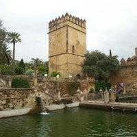 Foto tomada en Alcázar de los Reyes Cristianos por Alexei B. el 4/25/2013