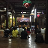 Photo taken at วัดหลวงราชบำรุง by Chonnatee S. on 12/31/2014